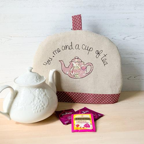 Personalised Tea Cosy