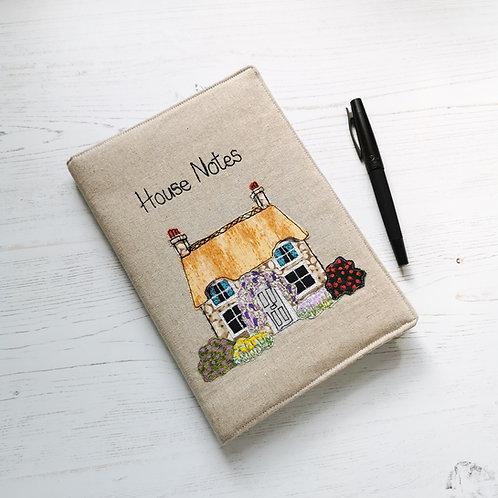 Cottage Notebook