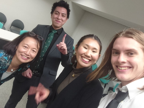 """A Conversation With the Winners of the Japan 2020 IHL Moot Court Competition: """"Down the Rabbit Hole"""""""
