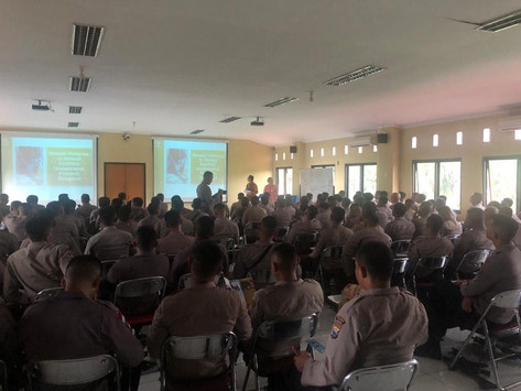 Internship Experience at the ICRC Regional Delegation  to Indonesia and Timor-Leste
