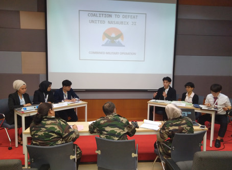 U. Tokyo Takes First at the 2019 ICRC IHL Role Play Competition in Malaysia