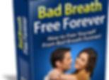 Make bad breath disappear