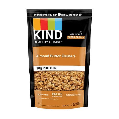 Kind Granola, Whole Grain Cluster, Almond Butter