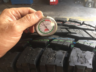 Tire Tread Depth
