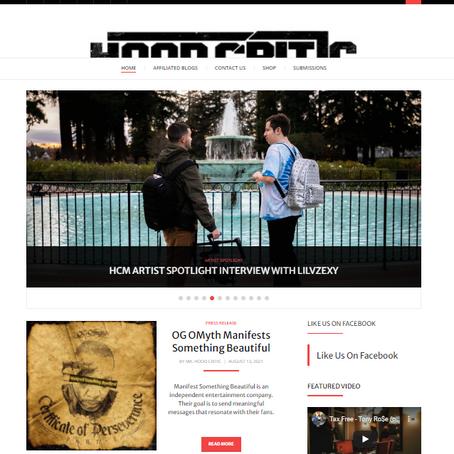 Hood Critic Magazine
