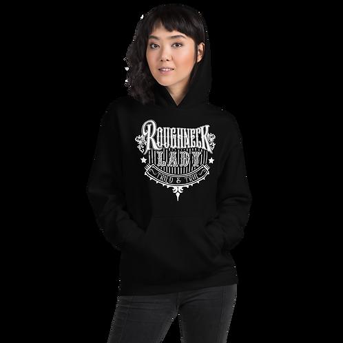 Unisex Roughneck Lady Hoodie