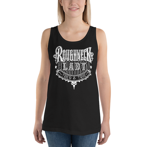 Unisex Roughneck Lady Tank Top