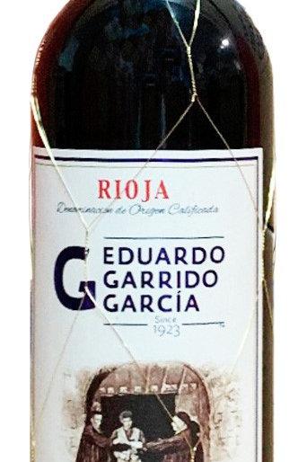 Rioja Eduardo Garrido Garcia Gran Reserva 6b. case