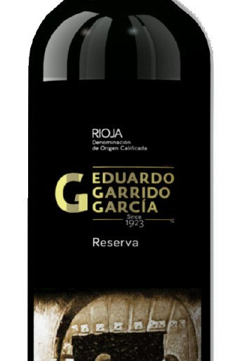 Rioja Eduardo Garrido Garcia Reserva, 6b. carton