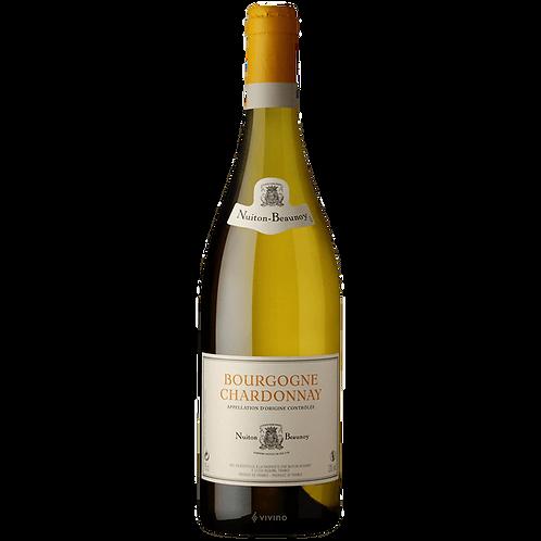 Bourgogne Chardonnay, Nuiton-Beaunoy, 12b. carton