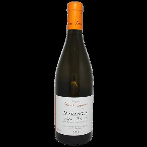 Maranges, Vignes Blanches, Domaine Franck Lamargue, 12b. carton