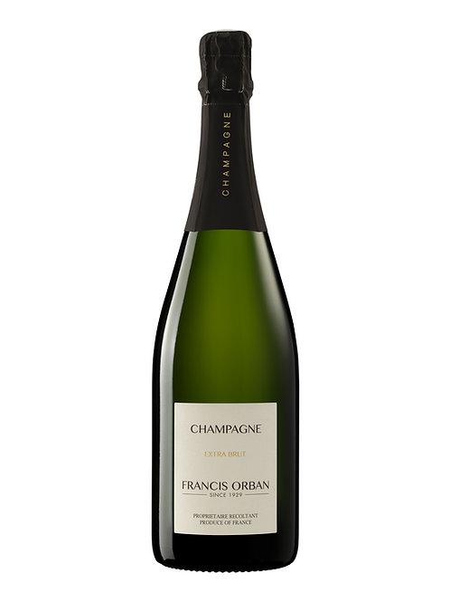 Francis Orban Cuvée Extra Brut, Case of 6 bottles