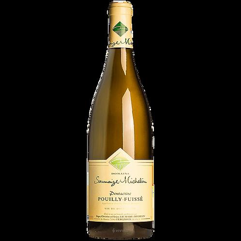 Pouilly-Fuissé Pentacrine, Domaine Saumaize-Michelin, 12b. carton