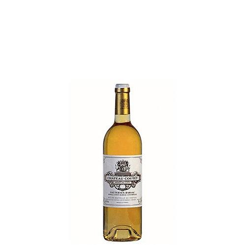 Château Coutet, aoc Barsac, Sauternes,  owc 12 half-bottles