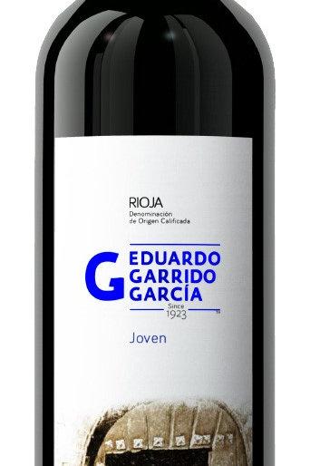 Rioja Eduardo Garrido Garcia tinto Joven 12b. carton