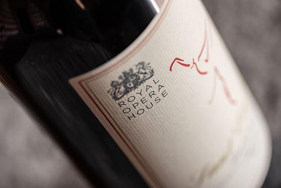 Sant'Emiliano Barbera d'Asti Superiore Limited Edition Label Royal Opera House #ABottleForTheArts