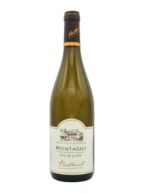 Montagny, Tête de Cuvée, Domaine Berthenet, Case of 12 bottles