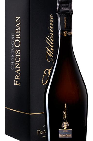 Francis Orban Millésime 2015, Case of 6 bottles