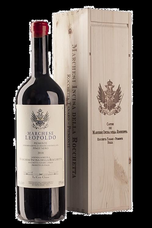 Magnum Marchese Leopoldo Piemonte Pinot Nero DOC