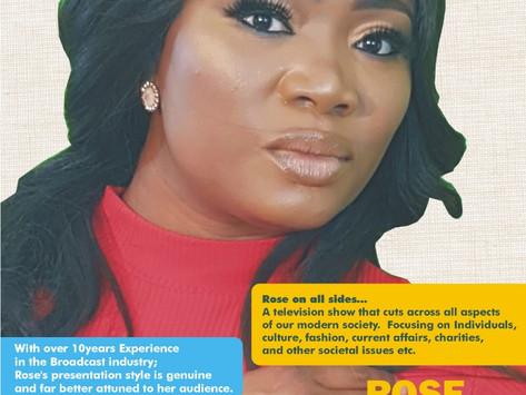 Role Model of the Week, Rose Graham – International Broadcaster, Compere & Producer