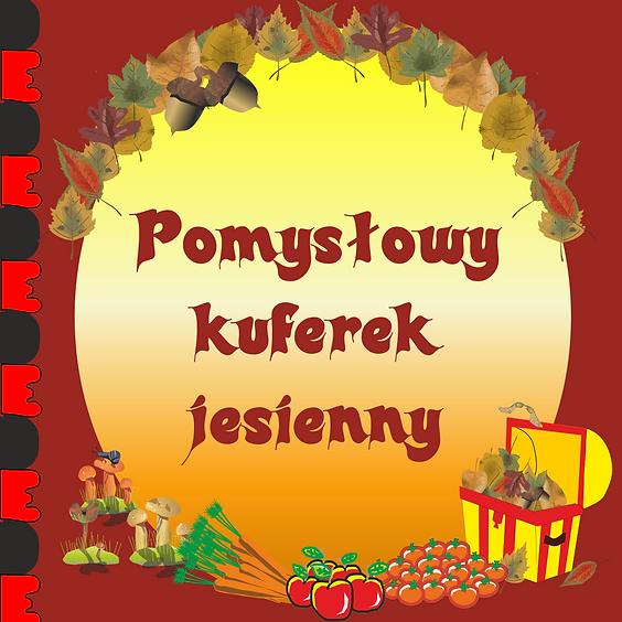 Pomysłowy kuferek jesienny - lista zainteresowanych