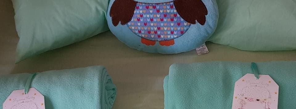 decoracion para pijamada