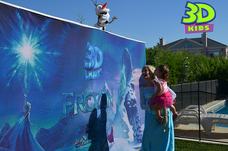 Olaf animaciones Infantiles