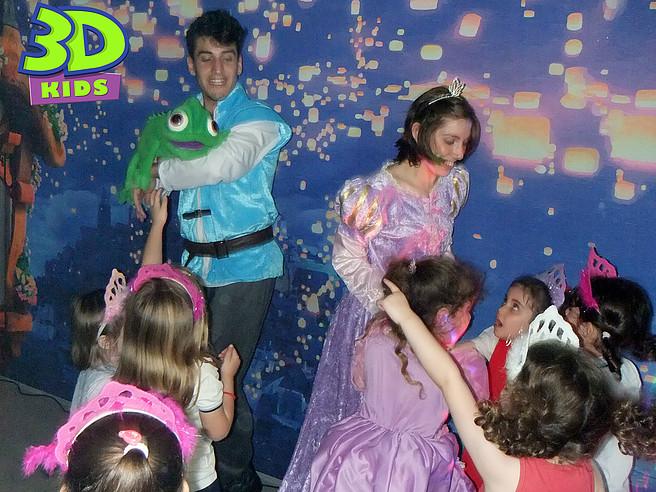 Animar fiestas infantiles