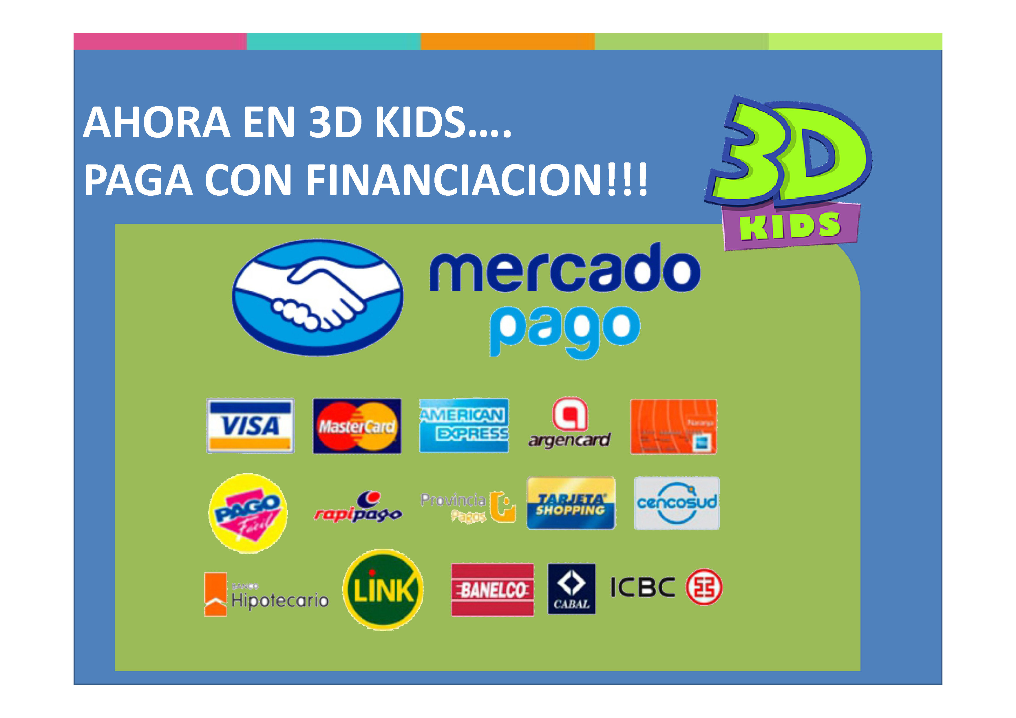 financiacion 3d kids