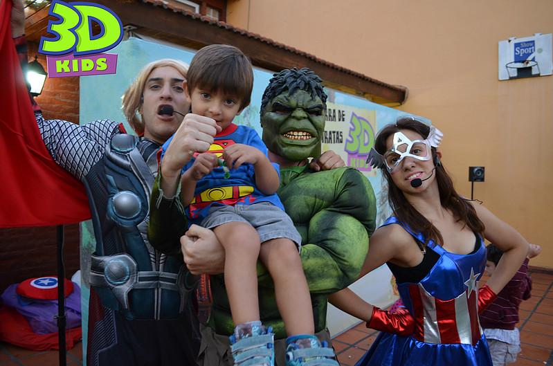 Hulk animaciones infantiles
