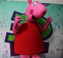 Animaciones Infantiles Peppa pig