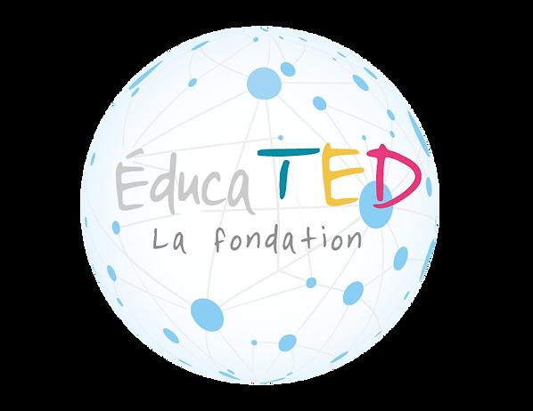 Logo de la fondation ÉducaTED