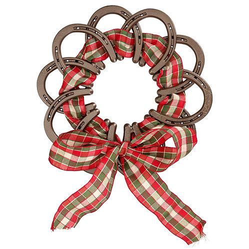 Farrier Wreath