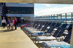 Sun deck (pont 15)