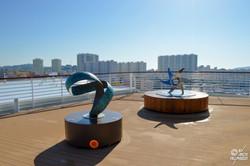 The Britannia Balcony (Lido deck)