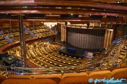Teatro Hortensia (ponts 3, 4 et 5)