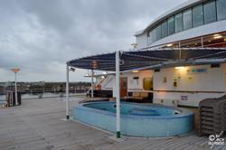 Ocean Terrace (pont 11 Navigator's)