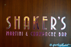 Shaker's Martini & Champagne Bar p.7