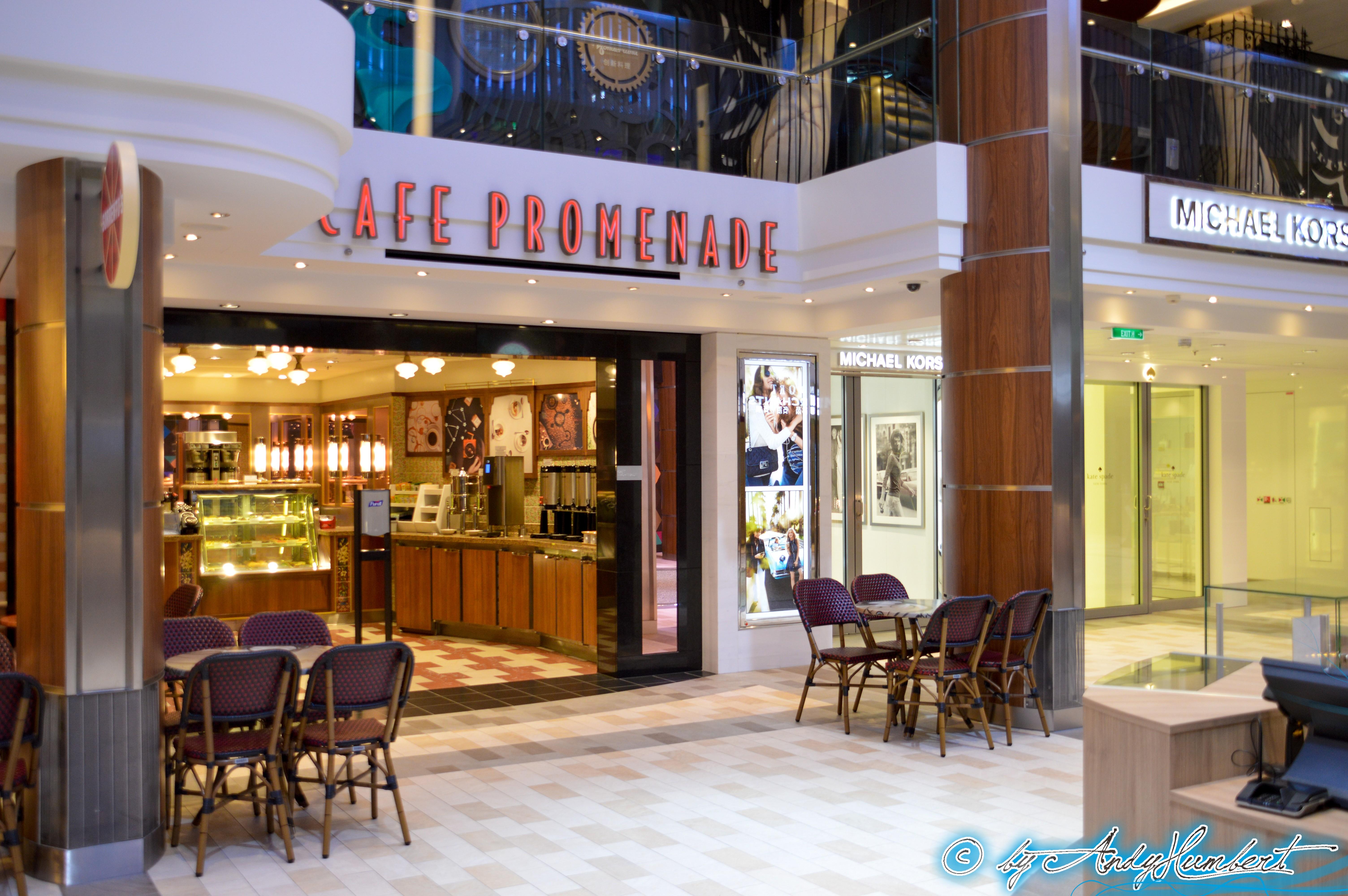 Café Promenade (pont 4)
