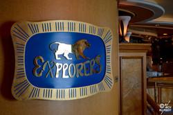Explorers Lounge (pont 7)