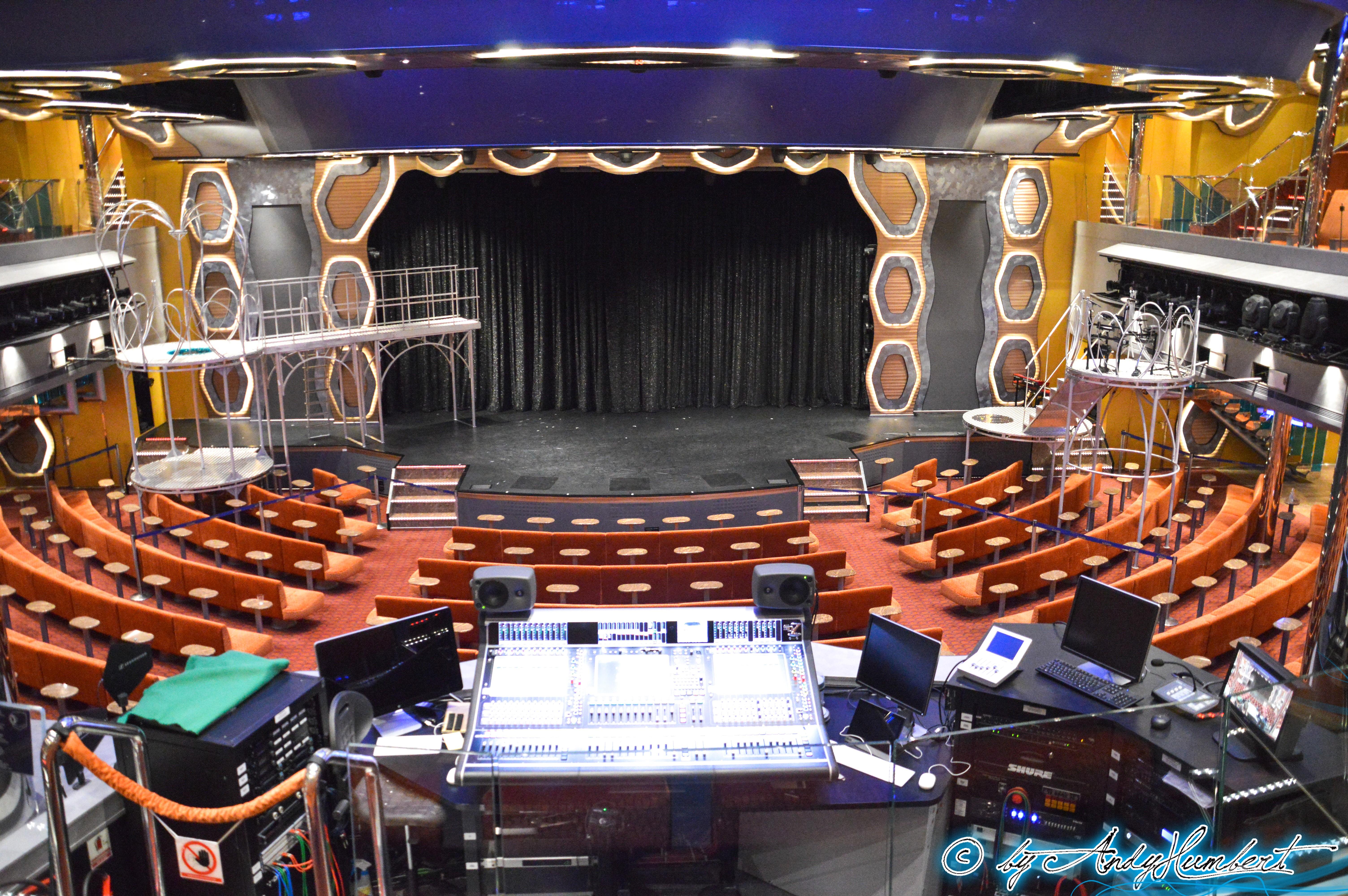 Teatro Emerald (ponts 3, 4 et 5)