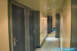 Coursive cabines (pont 4A)