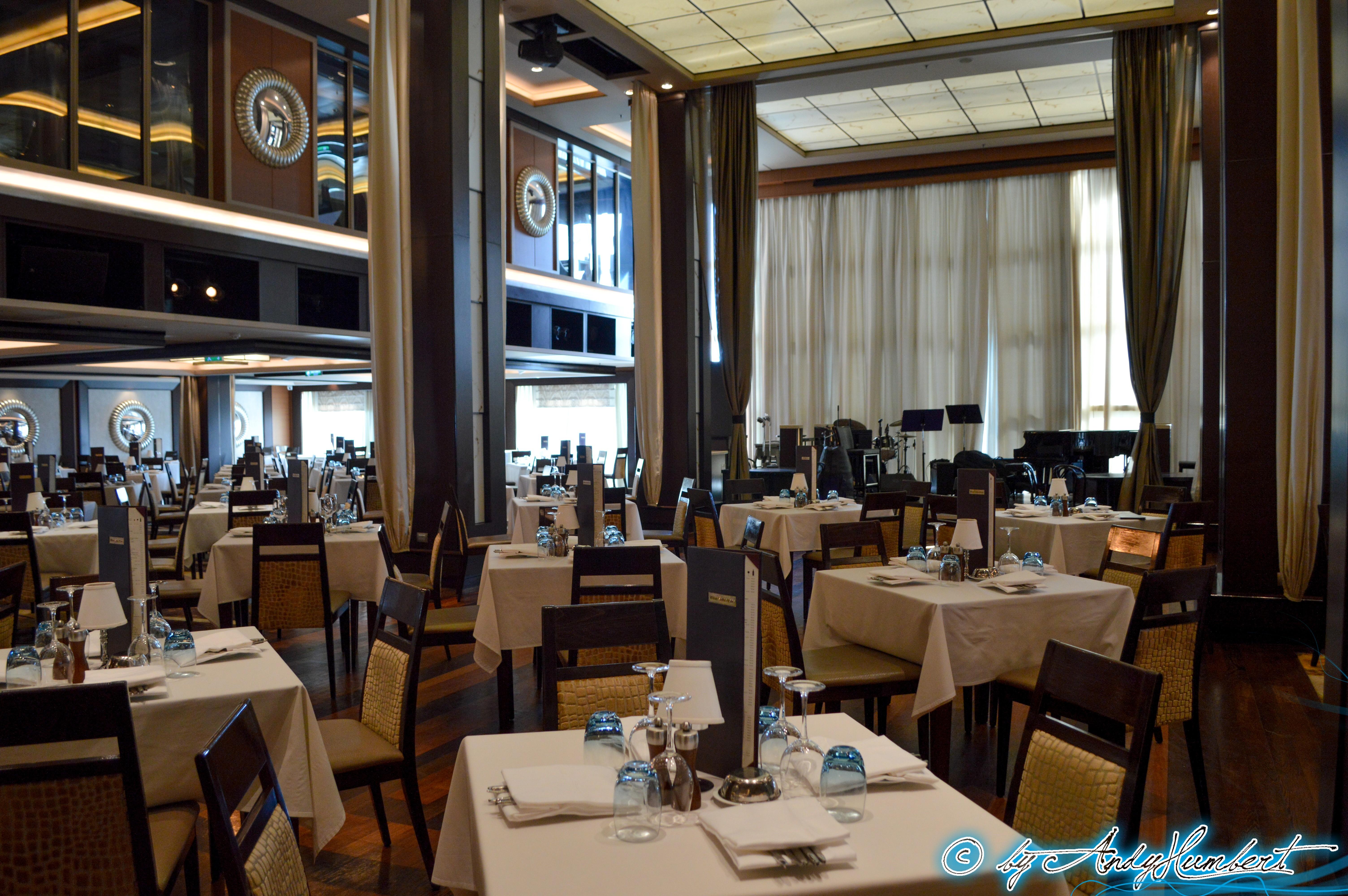 The Manhattan Room Restaurant (pt.6)