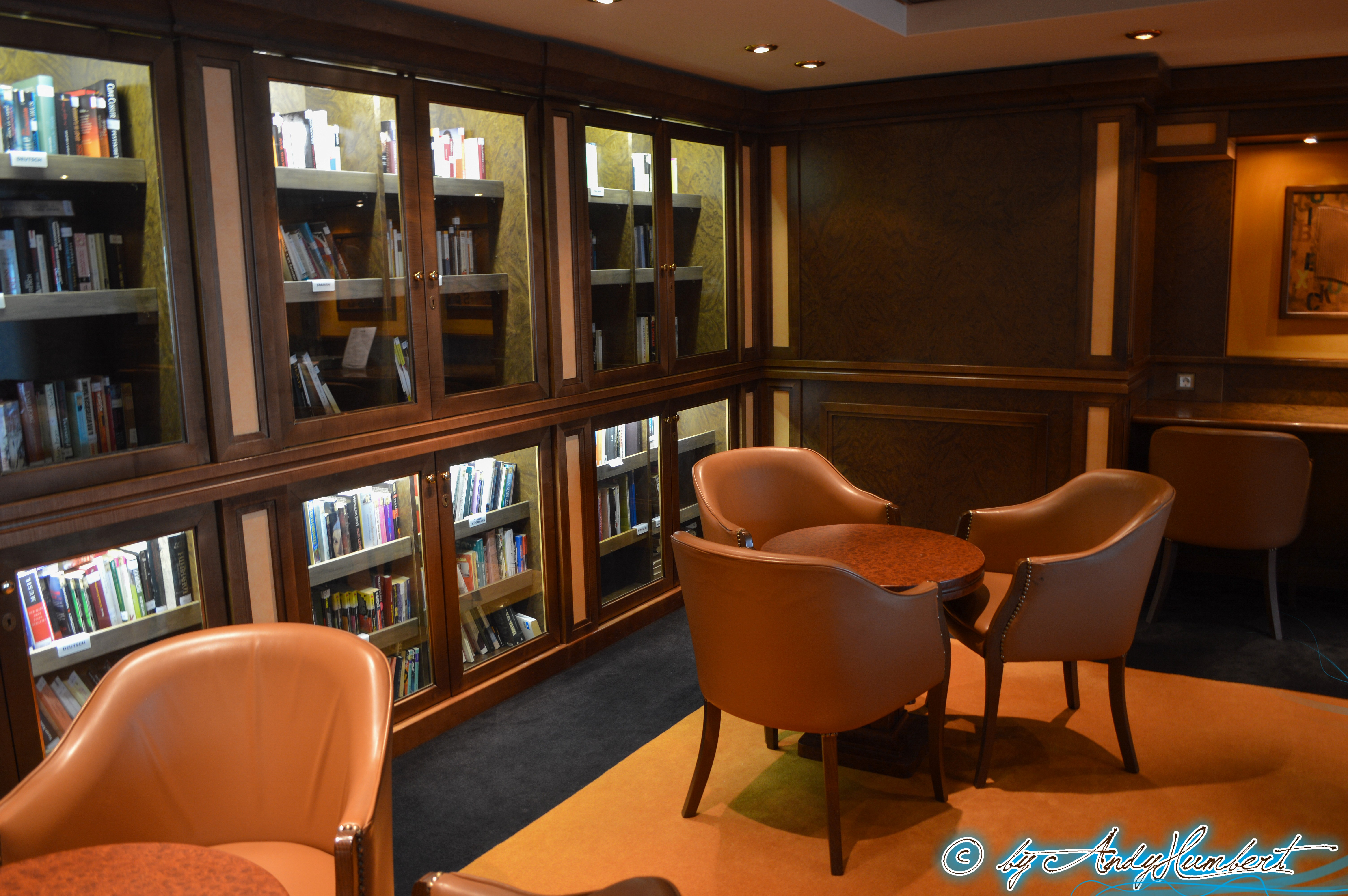 Library (pont 7 Manzoni)