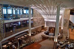 Atrium Grand Plaza (pont 3 à 5)