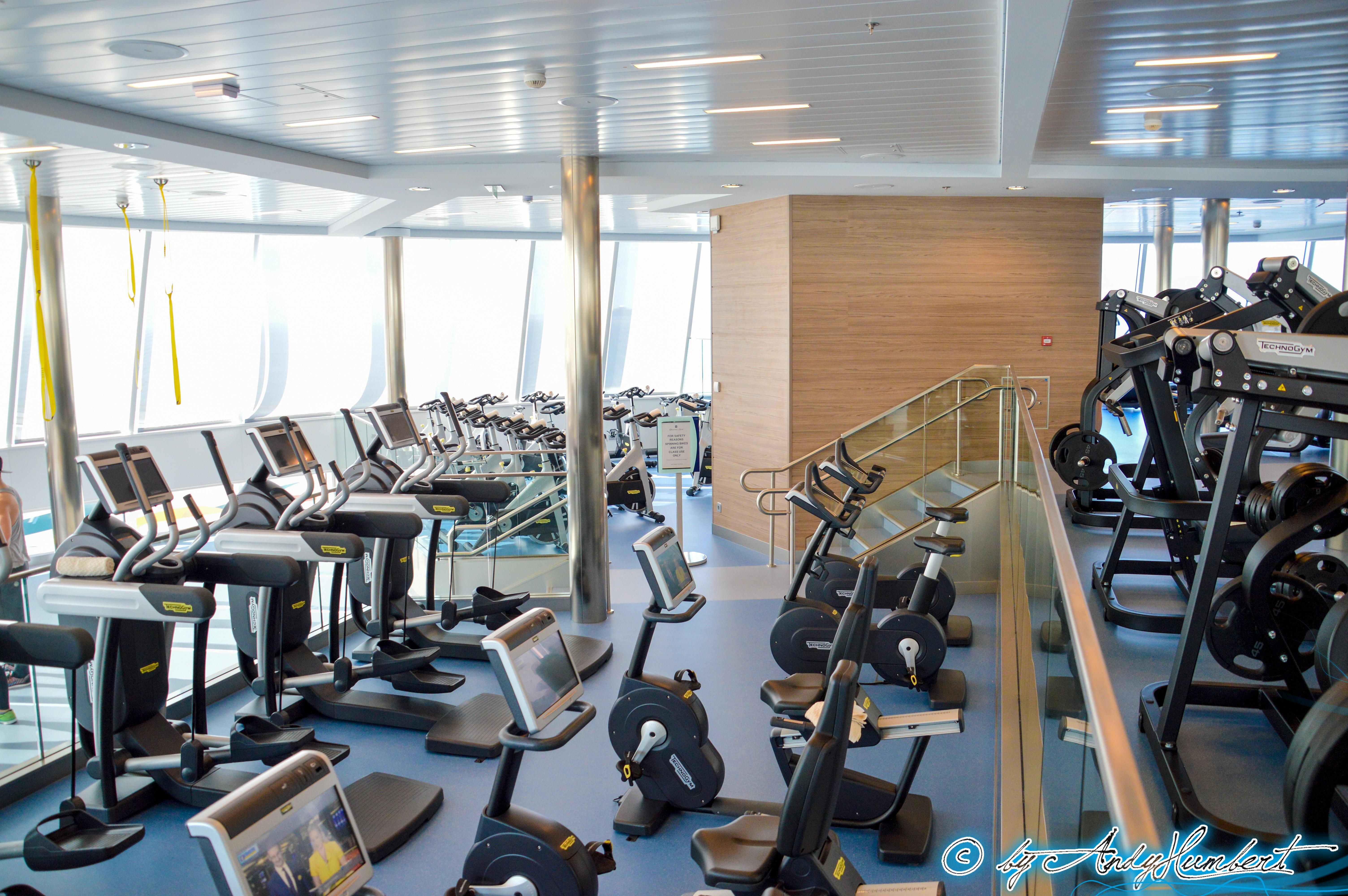 Fitness Center (pont 16)