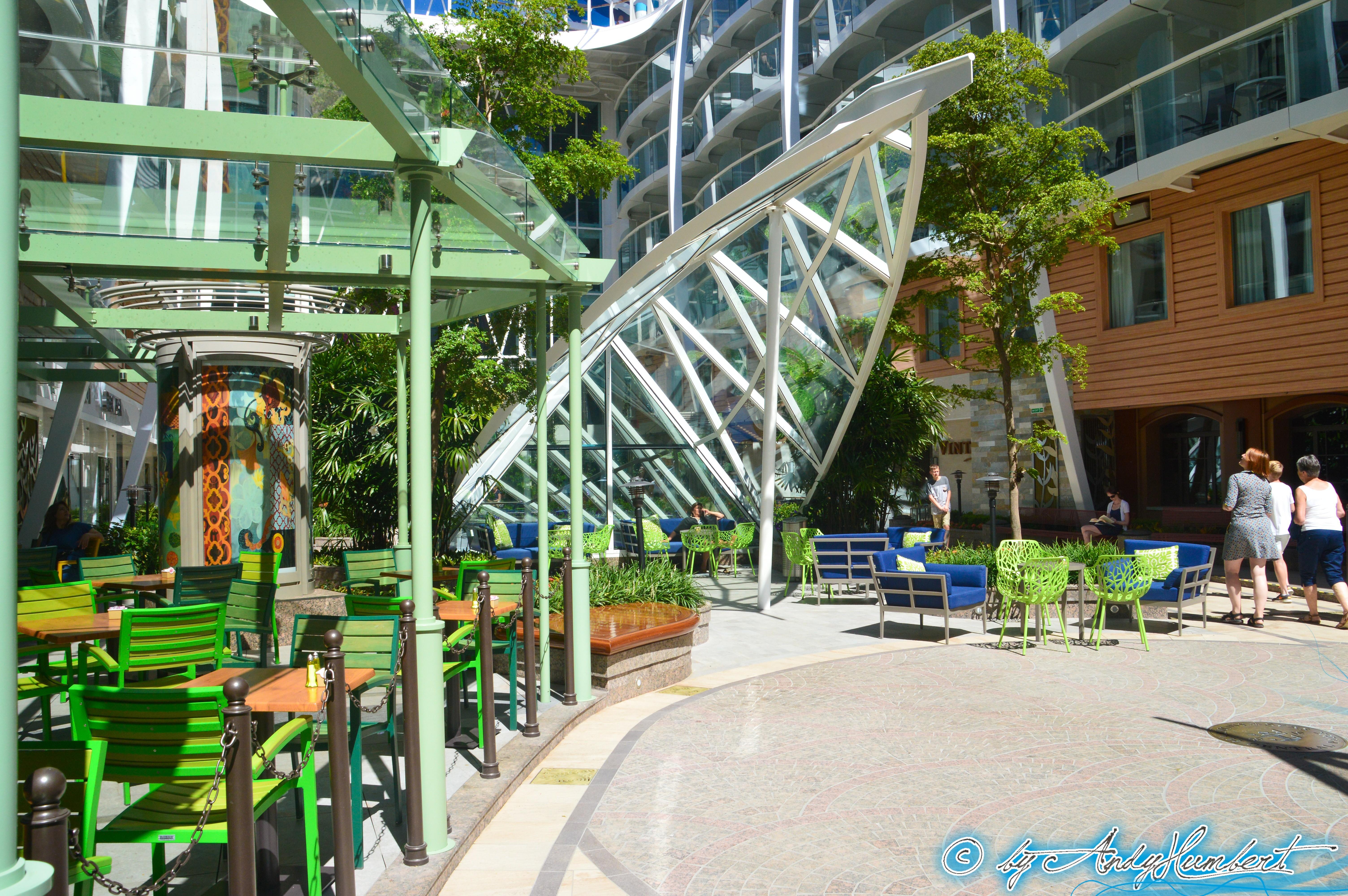 Park Café (pont 8)