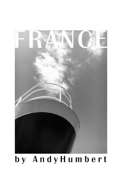 France paquebot proue