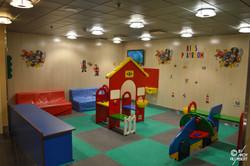 Salle de jeux enfants (pont 7)
