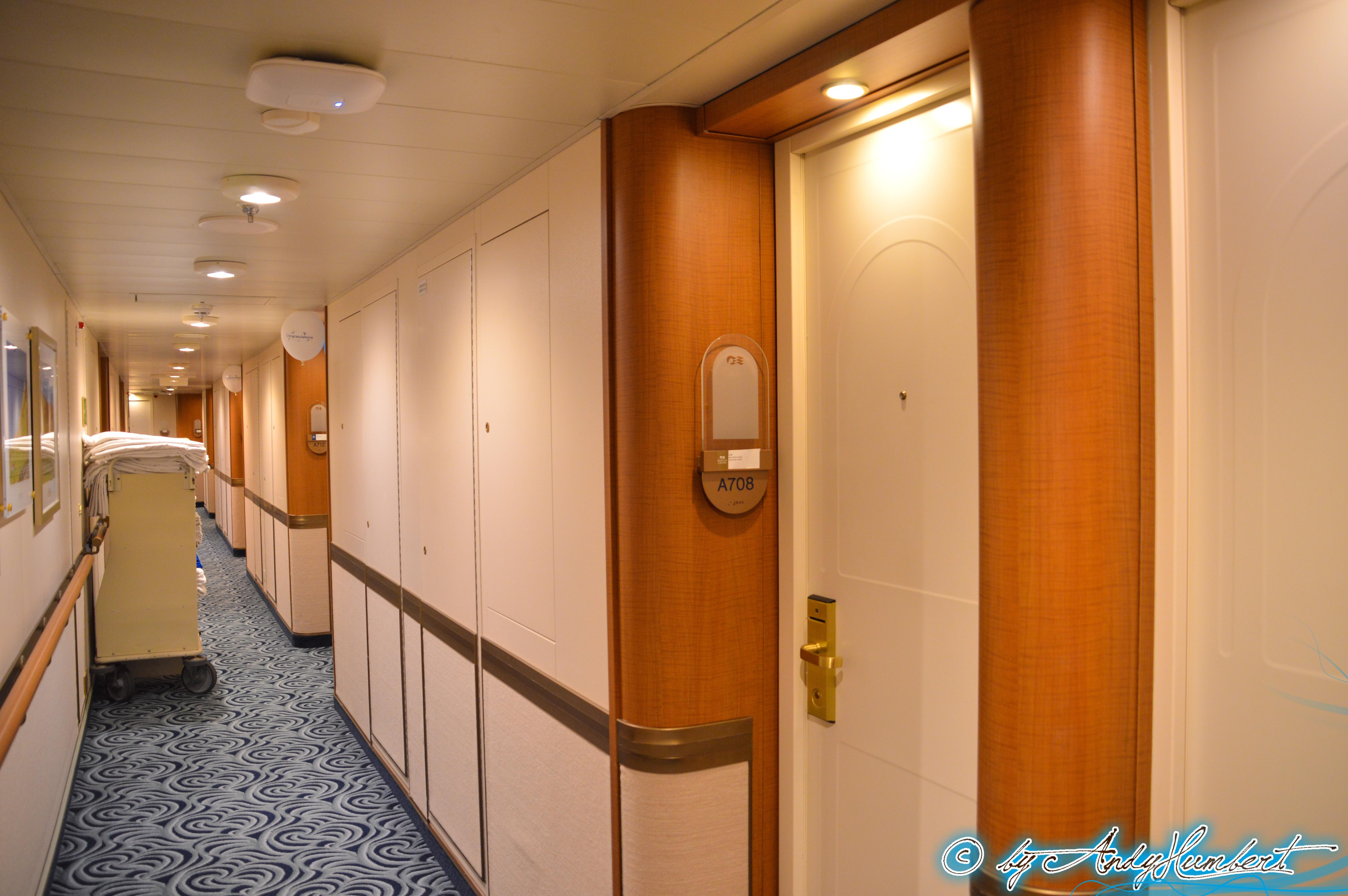 Coursive cabines